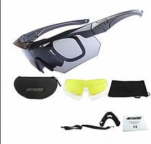 Тактичні окуляри ESS Crossbow зі змінними лінзами 3