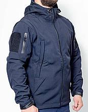 Куртка Soft Shell  Navy Blue  MILITARY PLUS
