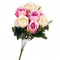 Букет з троянд 37 см блаш