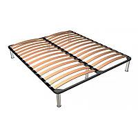 Ортопедический каркас кровати с ламелями 180*200см, M- 4,5 см, 38 ламели