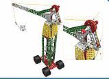 Конструктор дитячий металевий Кран ТехноК арт.4890, фото 3