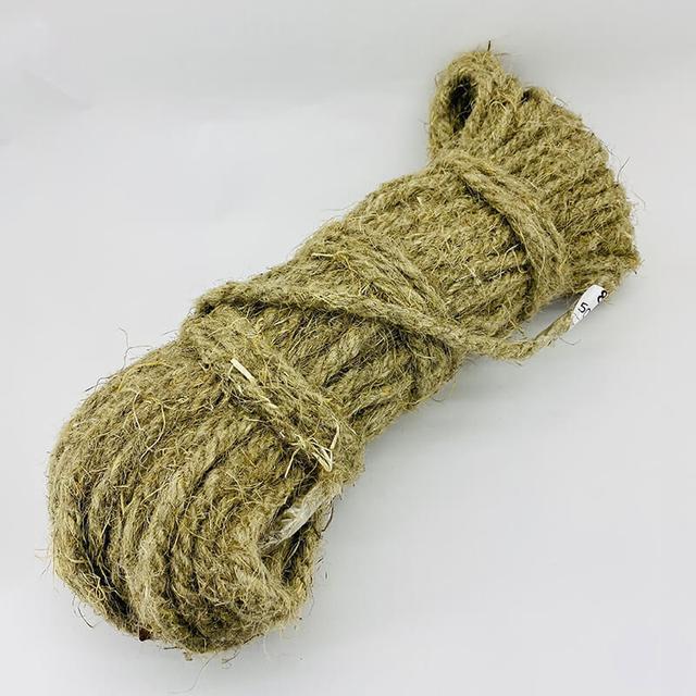 Канаты пеньковые веревки (бичевка)