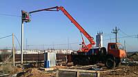 Аренда автовышки от 18 до 28 метров в Киеве, фото 1