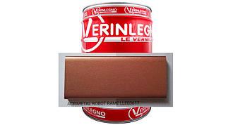Металлический эффект 2K Акриловый VERINLEGNO (цвет ACRIMETAL ROBOT RAME LLE03617 ) ,тара 1л