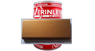 Металлический эффект 2K Акриловый VERINLEGNO (цвет ACRIMETAL ROBOT ORO DUCATO LLE03618 ) ,тара 1л