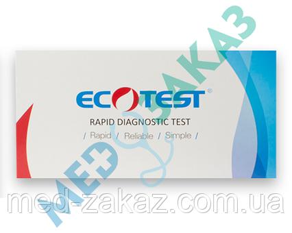 Тест для виявлення гепатиту С (HCV) №25 HCV-W23 ECOTEST