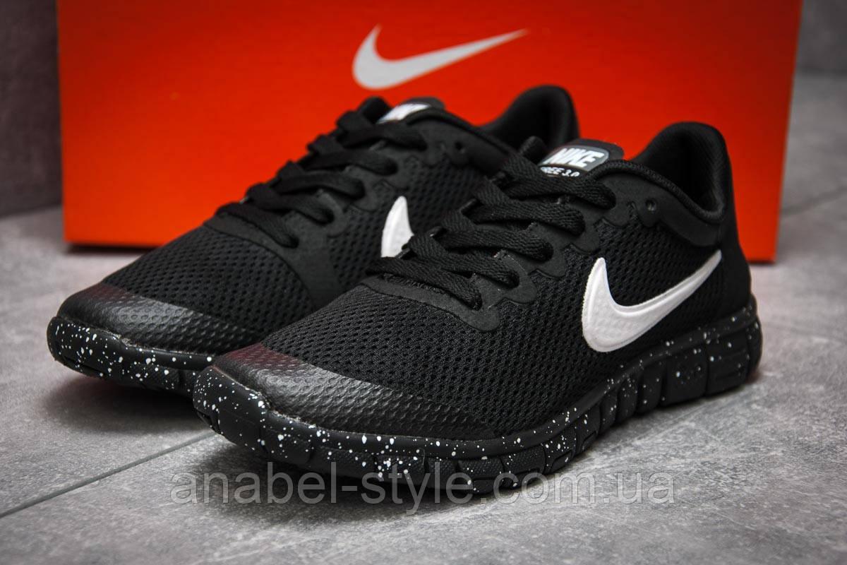 Кроссовки женские 12999, Nike Air Free 3.0, черные [ 36 ] р.(36-22,3см)