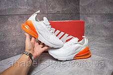 Кроссовки мужские 14538, Nike Air 270, белые [ 45 ] р.(45-28,5см), фото 2