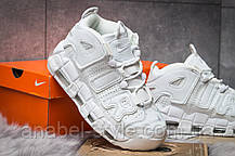 Кроссовки женские 14774, Nike Air Uptempo, белые [ 39 ] р.(39-25,4см), фото 3