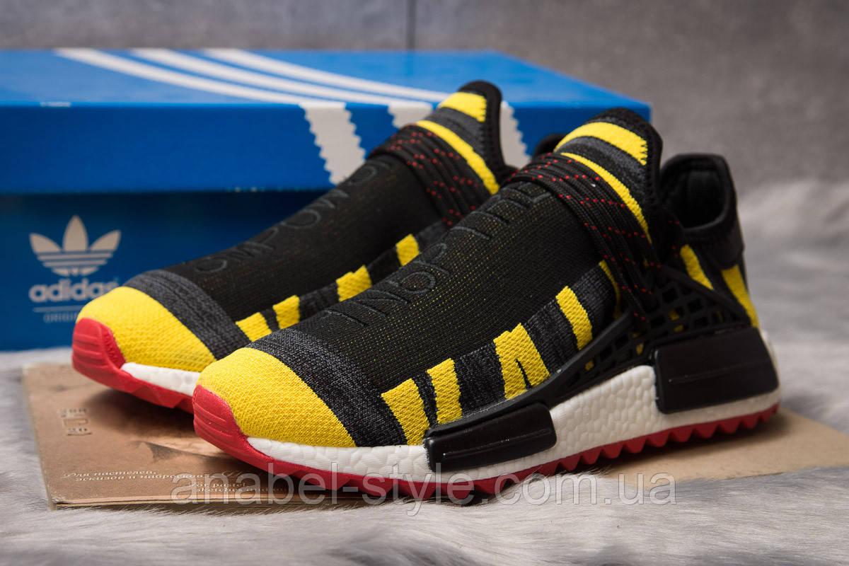 Кросівки чоловічі 14923, Adidas Pharrell Williams, чорні, [ 42 45 ] р. 42-27,0 див.