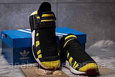 Кросівки чоловічі 14923, Adidas Pharrell Williams, чорні, [ 42 45 ] р. 42-27,0 див., фото 3