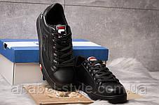 Кросівки чоловічі 14941, Fila, чорні, [ немає ] р. 43-27,5 див., фото 3