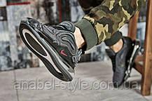 Кросівки чоловічі 15386, Nike Air 720, темно-сірі, [ 43 45 ] р. 43-27,5 див., фото 3