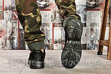 Кросівки чоловічі 15516, Adidas Yung 1, чорні, [ 42 ] р. 42-26,5 див., фото 3