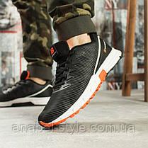 Кросівки чоловічі 10065, BaaS Baasport, чорні, [ 44 ] р. 43-27,7 див., фото 2