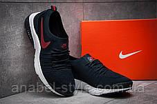 Кроссовки мужские 12554, Nike Air, темно-синие [ 44 ] р.(44-28,0см), фото 3
