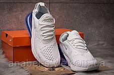 Кроссовки мужские 15114, Nike Air 270, белые [ 42 ] р.(42-26,9см), фото 3