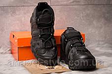Кросівки чоловічі 15211, Nike Air Uptempo, чорні, [ 43 ] р. 43-27,7 див., фото 3