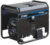 Генератор бензиновый SDMO Technic 7500 TE AVR C