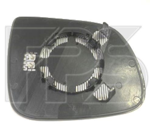 Вкладиш дзеркала Audi Q5 '08-16 лівий (FPS) (див. фото контактів)