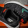 Кросівки чоловічі 15981, Nike Zoom Air, темно-сірі, [ 43 ] р. 43-26,5 див., фото 4