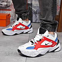 Кросівки чоловічі 18204, Nike M2K Tekno, білі, [ 44 45 ] р. 44-28,5 див., фото 3