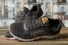 Кроссовки мужские 16462, Yike Running, темно-серые [ 44 ] р.(44-28,8см), фото 3