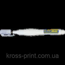 Корректор-ручка, 5 мл, спиртовая основа, металлический наконечник