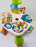 Розвиваючий ігровий столик HE0518, фото 5