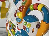 Розвиваючий ігровий столик HE0518, фото 8
