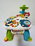 Розвиваючий ігровий столик HE0518, фото 6