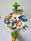 Розвиваючий ігровий столик HE0518, фото 9