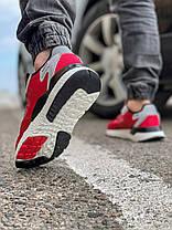 Кроссовки мужские 17297, Adidas Nite Jogger Boost 3M, красные, [ 41 42 43 44 45 ] р. 41-25,2см. 45, фото 3