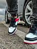 Кросівки чоловічі 18392, Jordan, білі, [ 41 42 43 44 45 46 ] р. 41-27,0 див., фото 5