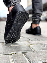 Кроссовки мужские 18541, Akuda Fashion Sport, черные [ 41 43 44 45 46 ] р.(41-26,0см), фото 3
