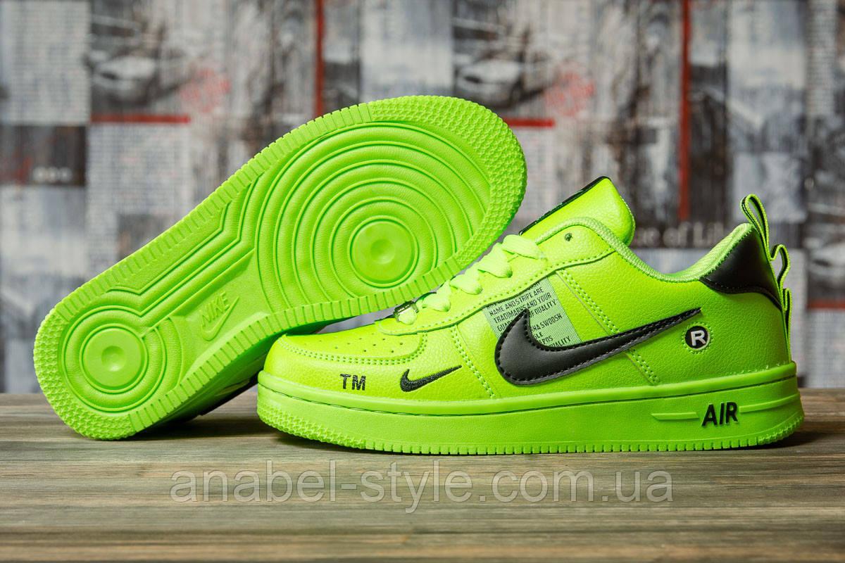 Кросівки жіночі 16697, Nike Air, зелені, [ 36 ] р. 36-22,5 див.