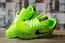 Кросівки жіночі 16697, Nike Air, зелені, [ 36 ] р. 36-22,5 див., фото 3