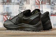 Кросівки чоловічі 17071, Nike Zoom Winflo 6, чорні, [ 41 43 44 45 ] р. 41-26,5 див., фото 2