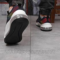 Кросівки чоловічі 17251, Air Max, чорні, [ 44 45 46 ] р. 45-29,5 див., фото 2