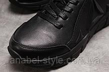 Кроссовки мужские 17691, Reebok Sublite, черные, [ 41 42 43 44 45 ] р. 43-28,4см., фото 3