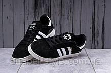 Кросівки чоловічі 17802, Adidas Campus Adv, чорні, [ 43 44 45 ] р. 43-27,7 див. 45, фото 2