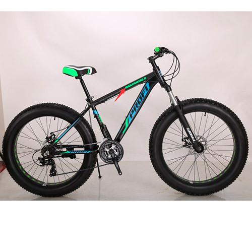 Велосипед 26 д. EB26POWER 1.0 S26.5 черный