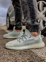 Кроссовки мужские 18413, Adidas Yeeze Boost 350, зеленые, [ 41 43 44 45 46 ] р. 41-26,0см. 44, фото 2