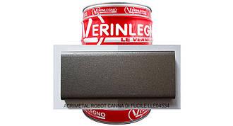 Металлический эффект 2K Акриловый VERINLEGNO (цвет ACRIMETAL ROBOT CANNA DI FUCILE LLE04534 ) ,тара 1л