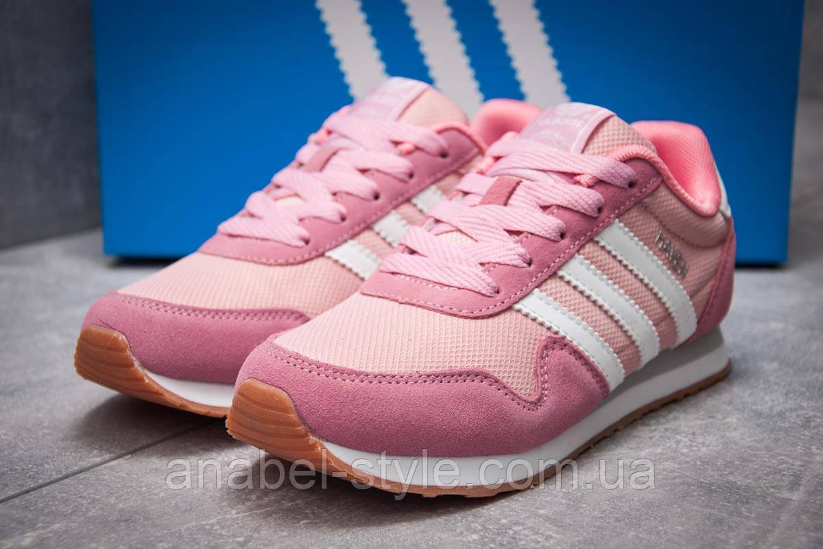 Кроссовки женские 12793, Adidas Haven, розовые [ 39 ] р.(39-24,3см)