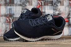Кроссовки мужские 10362, BaaS Ploa Running, темно-синие, [ 41 43 44 45 46 ] р. 46-29,7см., фото 3