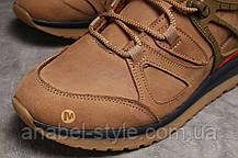 Кросівки чоловічі 17721, Merrell Vibram, коричневі, [ немає ] р. 42-28,0 див., фото 3