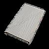 Панель декоративная белая 19*3,5см, рустик, Decowood