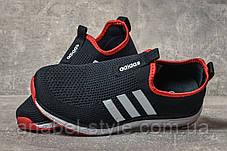 Кросівки жіночі 17603, Adidas sport, темно-сині, [ 36 38 41 ] р. 36-23,5 див., фото 3
