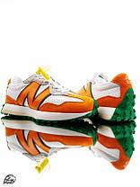 Кросівки чоловічі 20013, New Balance 327 Casablanca (MS327CBB), білі, [ 41,5 42 43 ] р. 42-26,5 див., фото 3